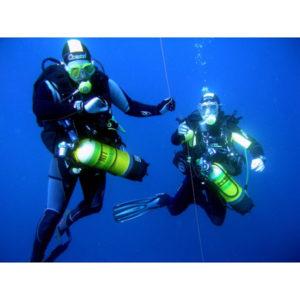 Plongeur déco